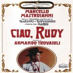 Ciao, Rudy Soundtrack (Various Artists, Armando Trovaioli) - CD cover