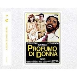 Profumo di Donna Soundtrack (Armando Trovajoli) - CD cover