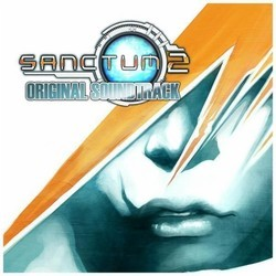 Sanctum 2 Soundtrack (Leonard Hummer) - CD cover