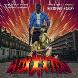 HoXXXton Soundtrack (Rockford Kabine) - CD cover