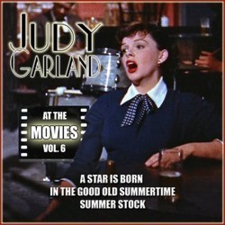 Judy Garland at the Movies, Volume 6 Soundtrack (Various Artists, Judy Garland) - CD cover