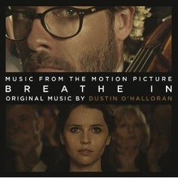Breathe In Soundtrack (Dustin O'Halloran) - CD cover