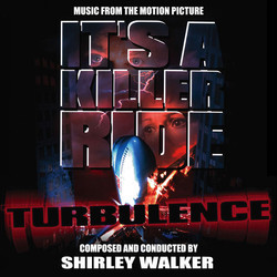 Turbulence Soundtrack (Shirley Walker) - CD cover