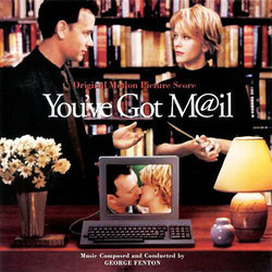 You've Got Mail Soundtrack (George Fenton) - CD cover