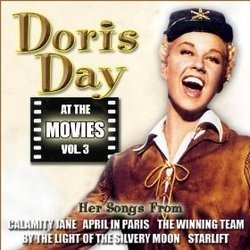 Doris Day at the Movies, Vol.3 Soundtrack (Doris Day) - CD cover