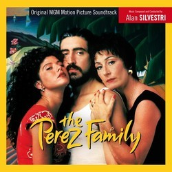 Clean Slate / The P�rez Family Soundtrack (Alan Silvestri) - CD cover