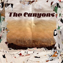 The Canyons Soundtrack (Brendan Canning) - CD cover