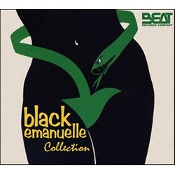 Black Emmanuelle Collection Soundtrack (Nico Fidenco) - CD cover