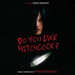Do you like Hitchcock? Soundtrack (Pino Donaggio) - Carátula