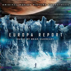 Europa Report Soundtrack (Bear McCreary) - CD cover