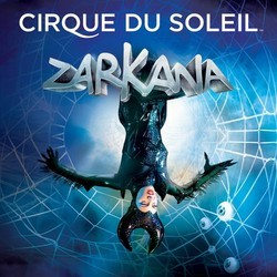 Zarkana Soundtrack (Various Artists) - CD cover