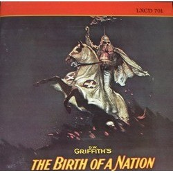 The Birth of a Nation Colonna sonora (Joseph Carl Breil) - Copertina del CD