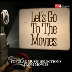 Let's Go to the Movies! Soundtrack (Various Artists) - CD cover
