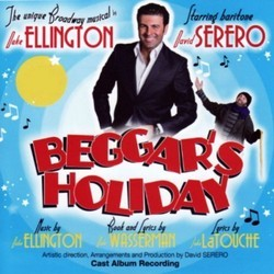 Beggar's Holiday Soundtrack (Duke Ellington, John Latouche) - CD cover