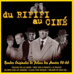 Du Rififi au Ciné Soundtrack (Various Artists) - CD cover