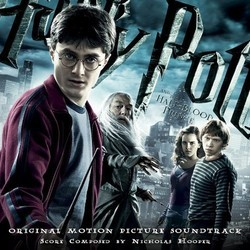 Harry Potter and the Half-Blood Prince Soundtrack (Nicholas Hooper) - Car�tula