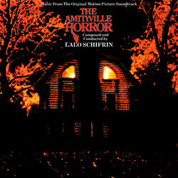 The Amityville Horror Soundtrack (Lalo Schifrin) - CD cover