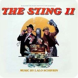 The Sting II Soundtrack (Lalo Schifrin) - CD cover