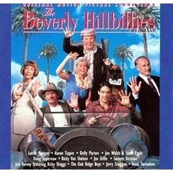 The Beverly Hillbillies Trilha sonora (Various Artists) - capa de CD