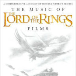 The Music of The Lord of the Rings Films Soundtrack (Howard Shore) - CD cover