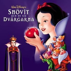 Snow White and the Seven Dwarfs 声带 (Leigh Harline, Paul J. Smith) - CD封面