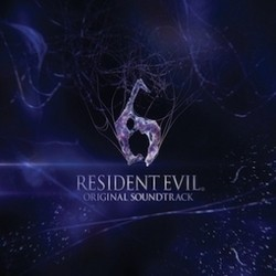 Resident Evil 6 Soundtrack (Various Artists) - CD cover