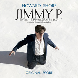 Jimmy P. Soundtrack (Howard Shore) - CD cover