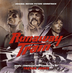 Runaway Train Soundtrack (Trevor Jones) - CD cover