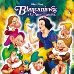 Snow White and the Seven Dwarfs Soundtrack (Leigh Harline, Paul J. Smith) - CD cover