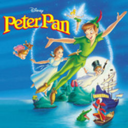 Peter Pan Soundtrack (Oliver Wallace) - CD cover