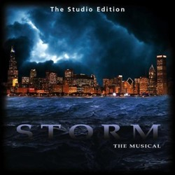 Storm the Musical Soundtrack (Various Artists) - CD cover