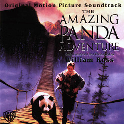 The Amazing Panda Adventure Ścieżka dźwiękowa (William Ross) - Okładka CD