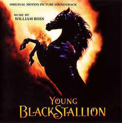 The Young Black Stallion Soundtrack (William Ross) - Car�tula