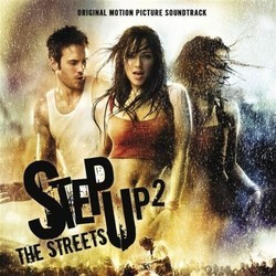 Step Up 2: The Streets Soundtrack (Various Artists) - Carátula