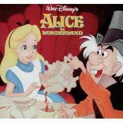 Alice in Wonderland Soundtrack (Oliver Wallace) - Car�tula
