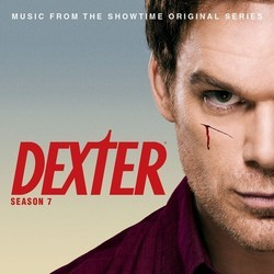 Dexter: Season 7 Soundtrack (Various Artists, Daniel Licht) - CD cover