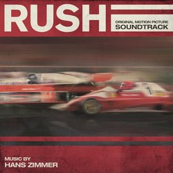 Rush Soundtrack (Various Artists, Hans Zimmer) - CD cover