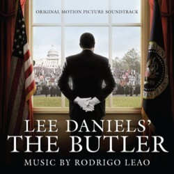 Lee Daniels' The Butler Soundtrack (Rodrigo Le�o) - CD cover