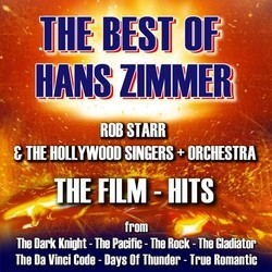 The Best of Hans Zimmer Soundtrack (The Hollywood Singers, Rob Starr) - CD cover