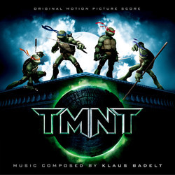 TMNT Soundtrack (Klaus Badelt) - Car�tula