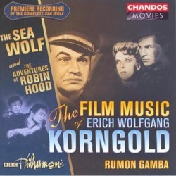 The Film Music of Erich Wolfgang Korngold Bande Originale (Erich Wolfgang Korngold) - Pochettes de CD