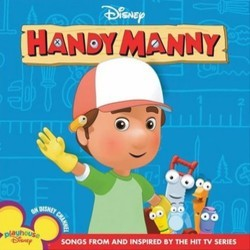 Handy Manny Soundtrack (Various Artists) - CD cover
