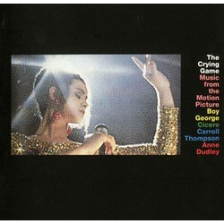 The Crying Game Soundtrack (Various Artists, Anne Dudley) - CD-Cover