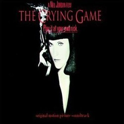 The Crying Game Colonna sonora (Various Artists, Anne Dudley) - Copertina del CD