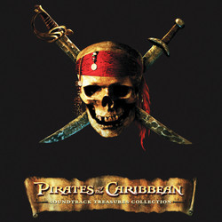 Pirates of the Caribbean: Soundtrack Treasures Collection Soundtrack (Klaus Badelt, Hans Zimmer) - CD cover