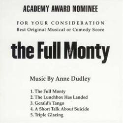 The Full Monty 聲帶 (Anne Dudley) - CD封面
