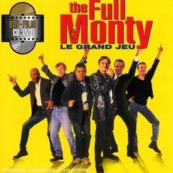 The Full Monty Colonna sonora (Various Artists, Anne Dudley) - Copertina del CD