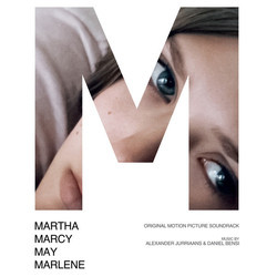Martha Marcy May Marlene Soundtrack (Danny Bensi, Saunder Jurriaans) - CD cover