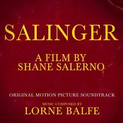 Salinger Soundtrack (Lorne Balfe) - CD cover