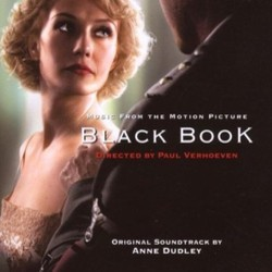 Black Book Soundtrack (Anne Dudley, Carice Van Houten) - CD cover
